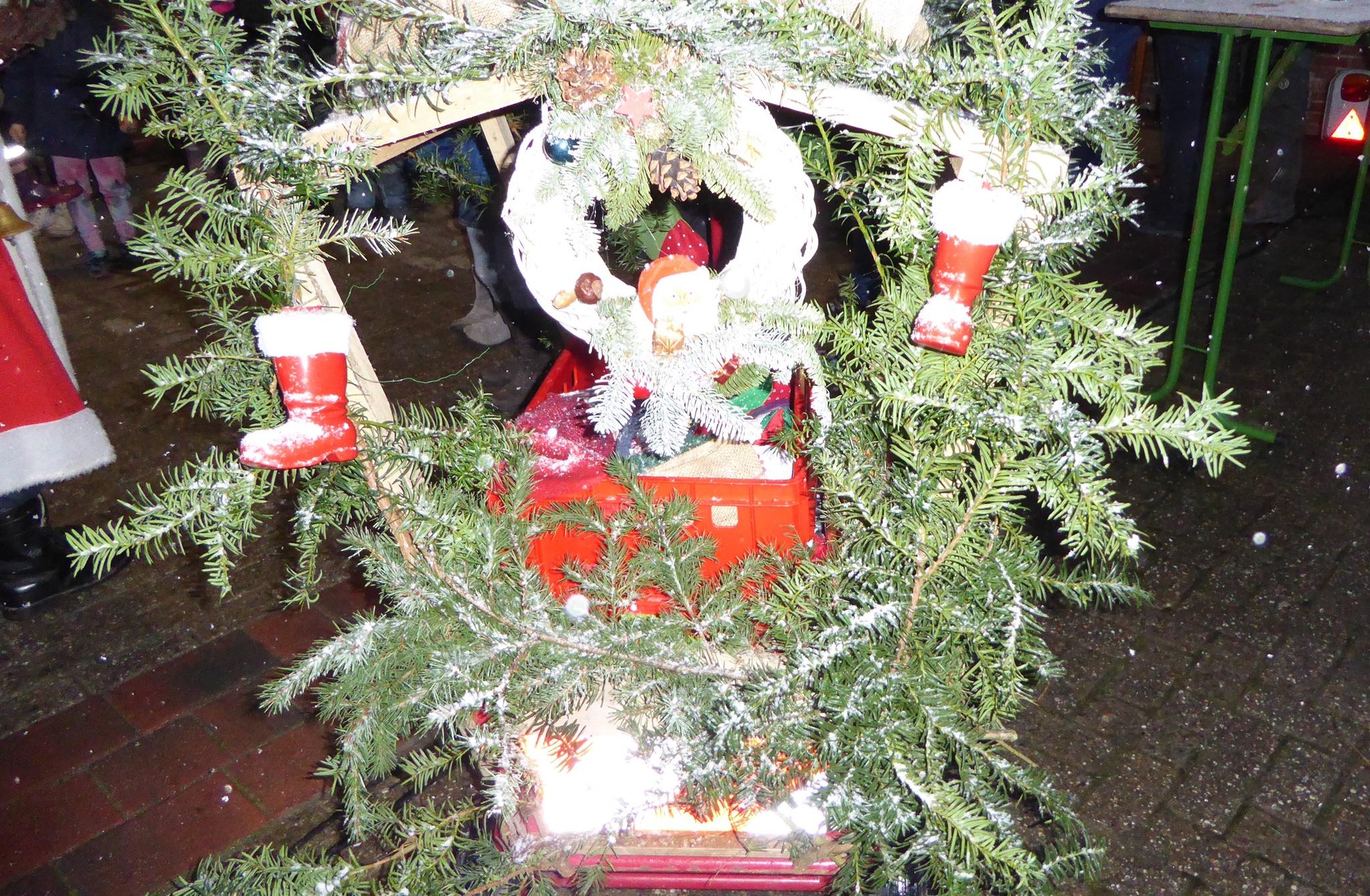 Weihnachtsmarkt Varel.Weihnachtsmarkt In Neustadt